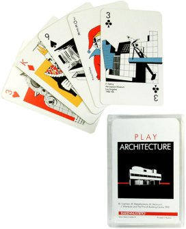 arhitecture playing cards