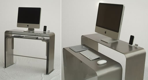 The Perfect Desk For Your Apple Momeld Modern Living