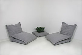 Other Images Like This! this is the related images of Zipzip Floor Cushions