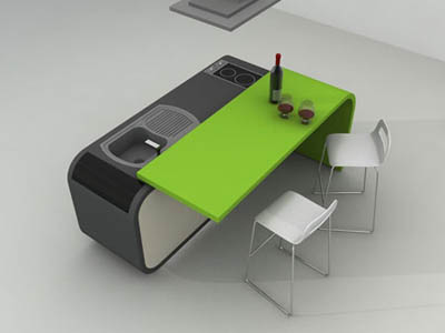 Fevzi Karaman Smart Kitchen Design