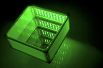 glass block LED2