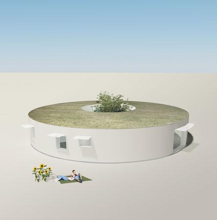round passive house 1