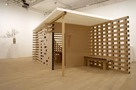 shigeru ban auction momeld modern living modern design. Black Bedroom Furniture Sets. Home Design Ideas